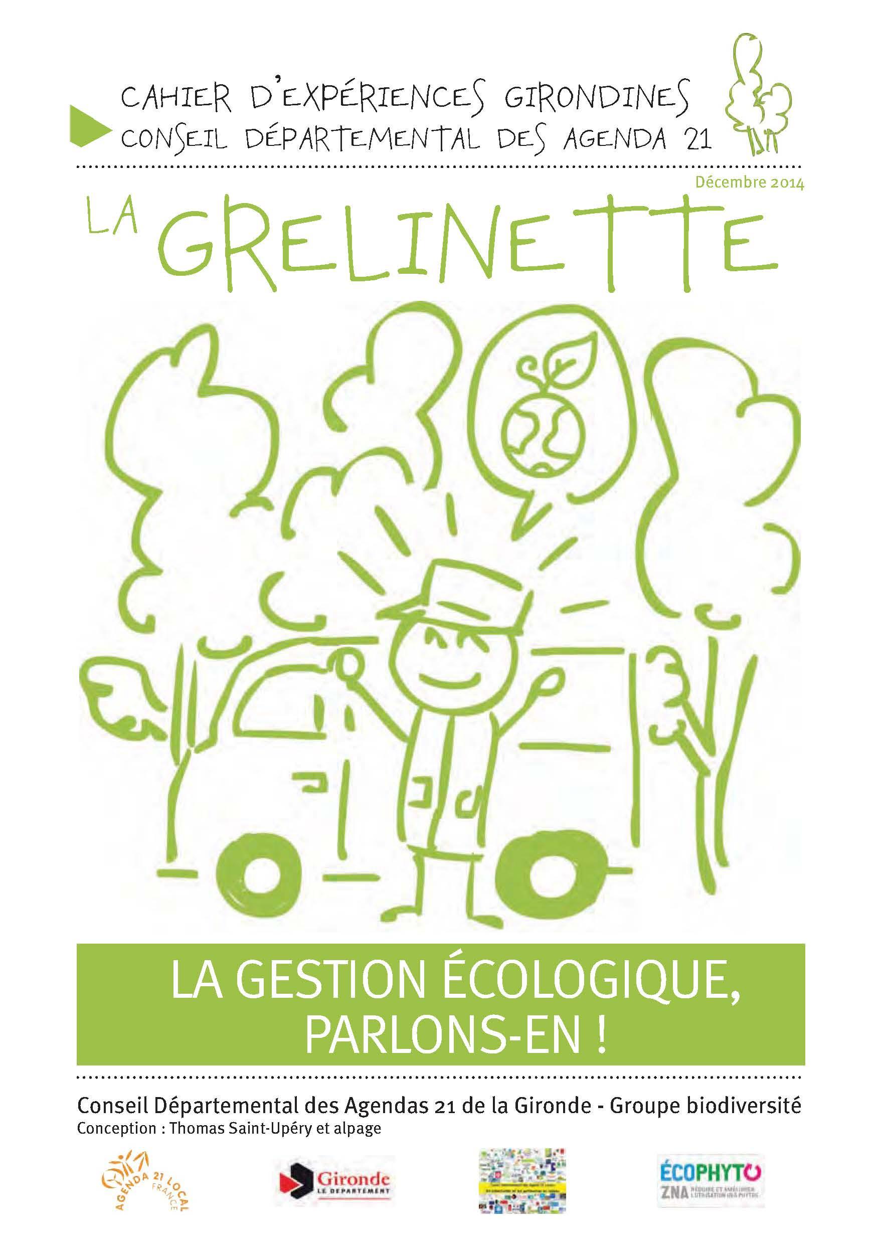 Gironde.fr - Retours sur la gestion écologique des espaces publics