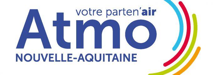 Le nouveau logo d'Atmo Nouvelle-Aquitaine
