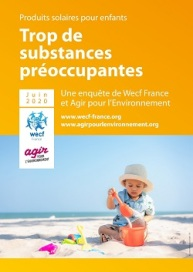Rapport trop de substances préoccupantes